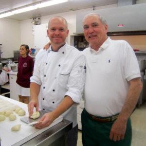 Chef friend Myke Eggers