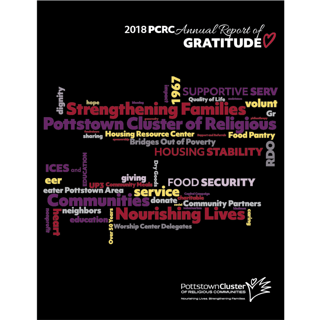 Annual Report of Gratitude