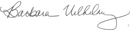 Barb signature