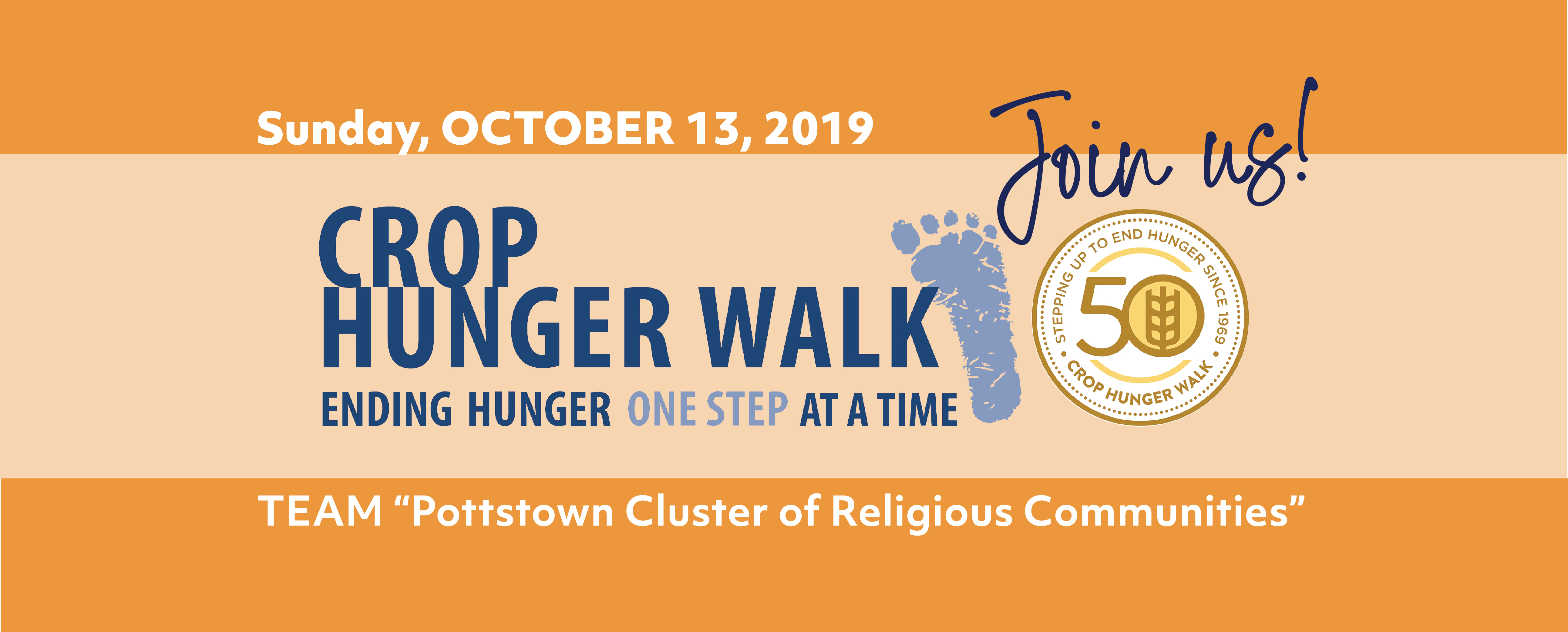 Pottstown CROP Hunger Walk